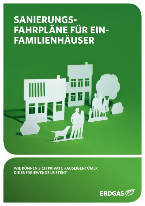 Sanierungsfahrpläne Einfamilienhaus
