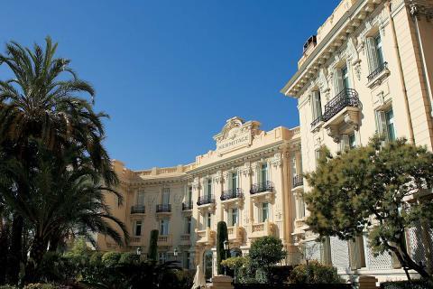 Hotel Hermitage, Monte-Carlo