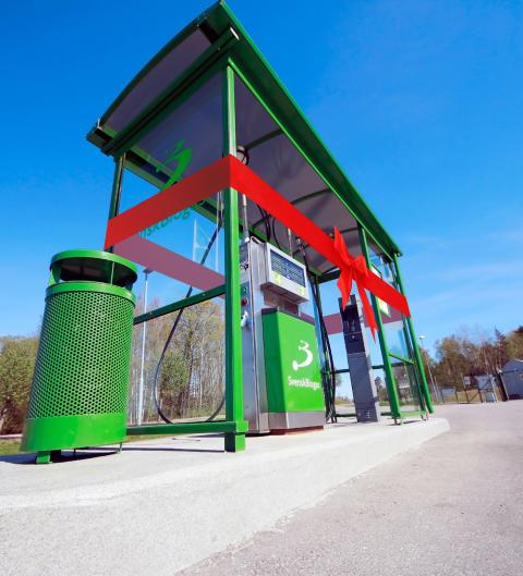Ny biogasmack byggs i Tannefors