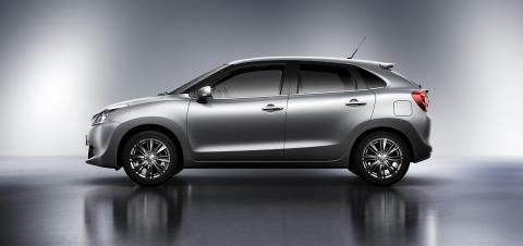 Verdenspremiere på ny Suzuki Baleno