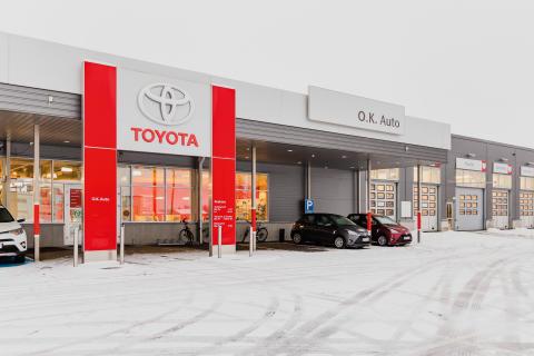Asiakastarina: Rengastarraratkaisu toi merkittäviä etuja O.K. Auto Oy:lle Kouvolaan