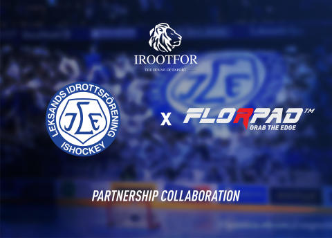 Florpad™ signs deal with Swedish ice hockey team Leksands IF