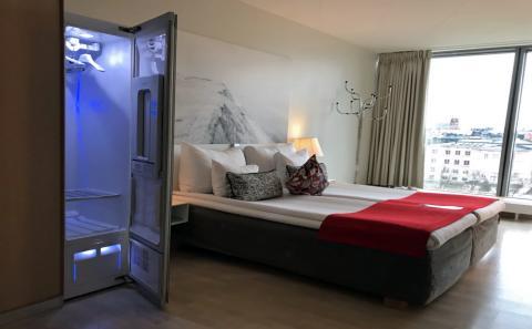 LG inleder samarbete med Nordic Choice Hotels