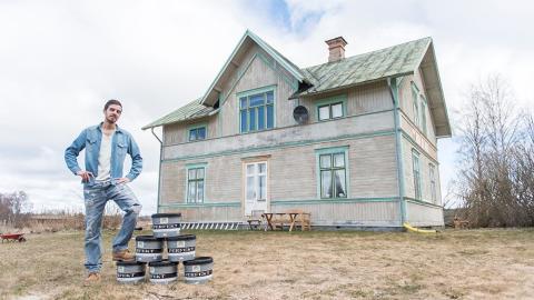 Sveriges fulaste fasad finns i Ljusdal