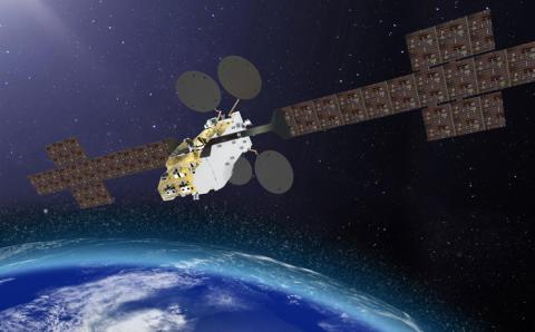Eutelsat bestellt mit KONNECT VHTS den Satelliten der nächsten Generation für Breitbanddienste in Europa