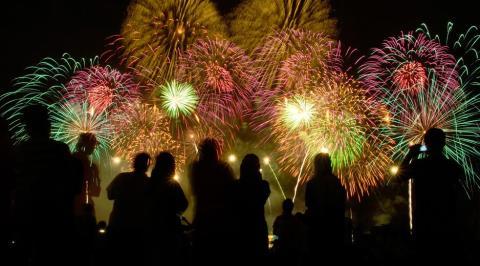 Chester-le-Street Riverside Fireworks – 3 November