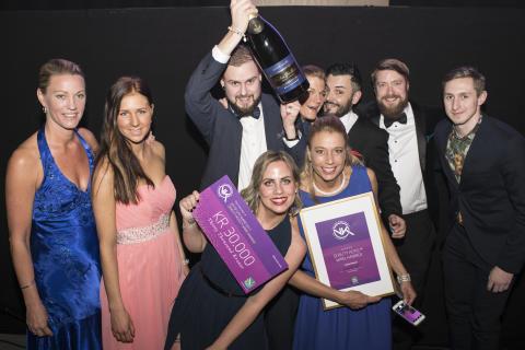 Quality Hotel Winn, Haninge kammar hem priset 'Joy-of-Life' award