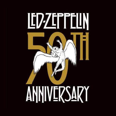 Led Zeppelin feirer 50 års-jubileum med overraskelse til fans