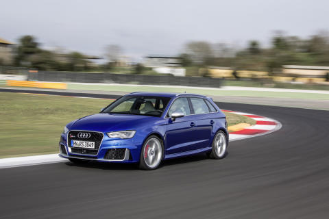 Audi RS 3 Sportback front