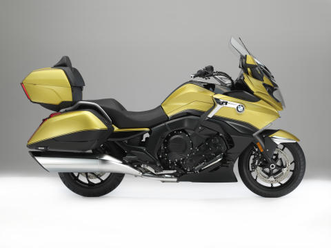 BMW Motorrad K 1600 Grand America