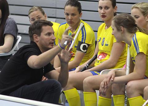 Svenska damlandslagets trupp till student-VM