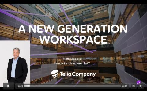 Webinar: A new generation workspace