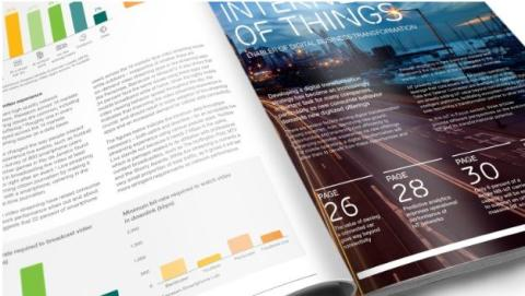 IoT in focus in the latest Ericsson Mobility Report