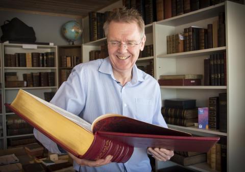 Svenska rariteter på nytt bibelmuseum