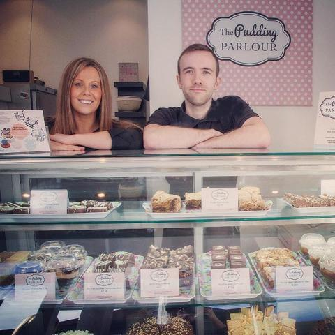 Pudding Parlour Partners Up With Sick Children's Trust To Get Chocola-Tea
