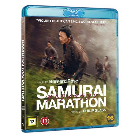Samurai Marathon, Blu-ray