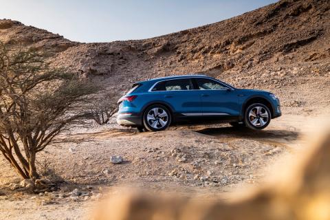 Audi vinder overbevisende i forbrugerundersøgelser