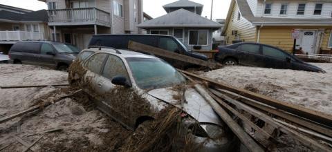 Sandy spares Marcellus operators