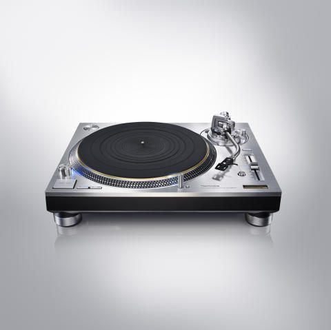 ​Technics Redefines the Direct-Drive Turntable with the Launch of Next-Generation Reference Model