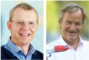 Prins Carl Philip, Hans Rosling och Bjørn Kjos gästar Anders Wall-föreläsningen i entreprenörskap