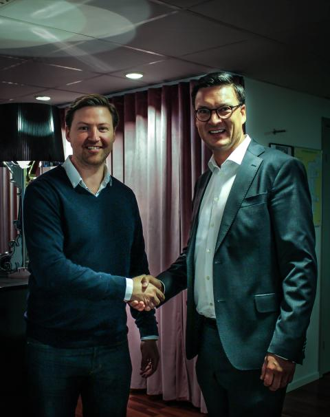 Bubbleroom inleder samarbete med Logent inom logistik för att stärka sitt kunderbjudande