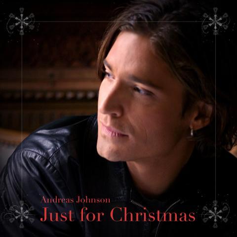 """Andreas Johnson släpper sin första jullåt """"Just for Christmas"""""""