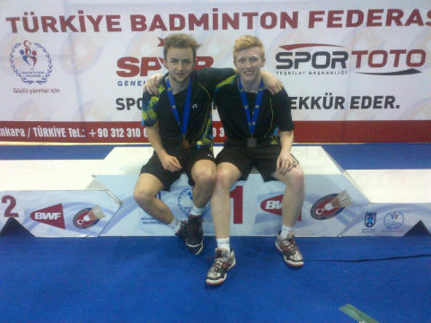 Becoming European champion was 'the best day of my life' says badminton star Matt Clare