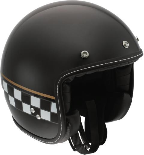 AGV RP60 mc-hjälm, Cafe Racer Black