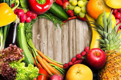 Gesunde Ernährung fördert gesunde Gefäße