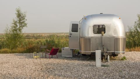 ​Location, on-site facilities, and then cost – how caravanners choose where to pitch up