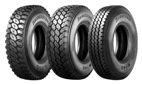 Bridgestones utbud av on- offroad-däck omfattar nu även Bandag-regummerade  däck 3f1ec9b768ea1