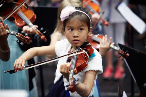 Side by Side - Music Camp by El Sistema Sweden