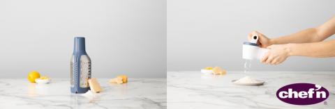 Riv din parmesan snabbare och mer effektivt
