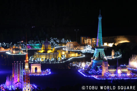 Tobu World Square Illumination(1)