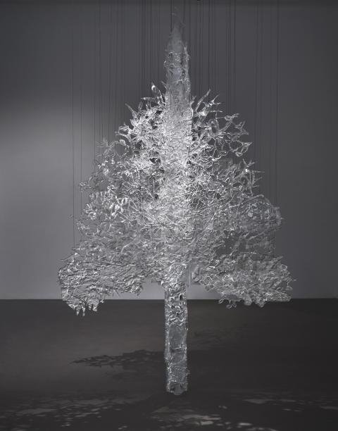 Nyförvärv: Installation i glas av Ingalena Klenell