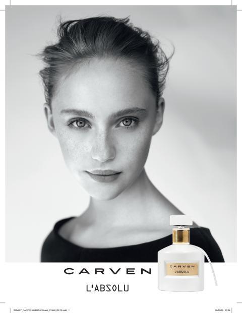 Amazing Brands lanserar Carven nyheten L´Absolu EdP exklusivt på Kicks