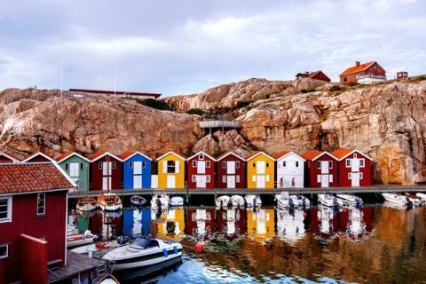 Världsarvsbesök i vackra Bohuslän!