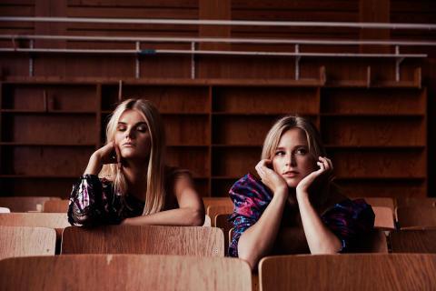 Pressbild Klara & Jag