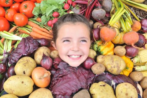 Garden Explorers Launch a Fortnight of Food Adventures