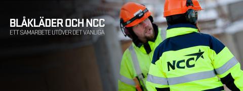 Blåkläder och NCC - ett samarbete utöver det vanliga