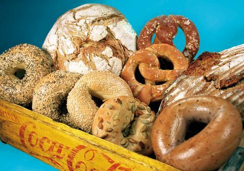 Premiär för bageriet på NK American Bakery.