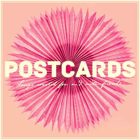 """""""Songs created for and with friends - POSTCARDS"""" nya albumet med Laleh ute nu"""