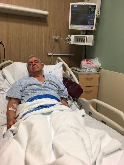 Australian family's distress over 68 year old businessman & father of 3 with, Joseph Sarlak facing life in Qatar prison under Draconian cheque laws - Gulf nations highly risky to foreign investors