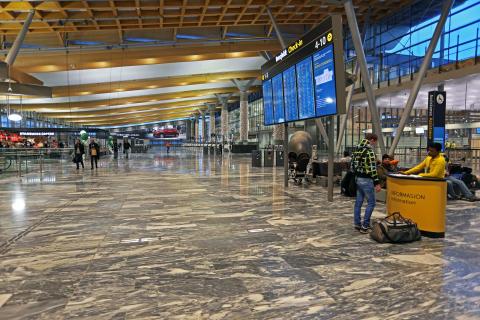 Åpninger på Oslo lufthavn 1. desember