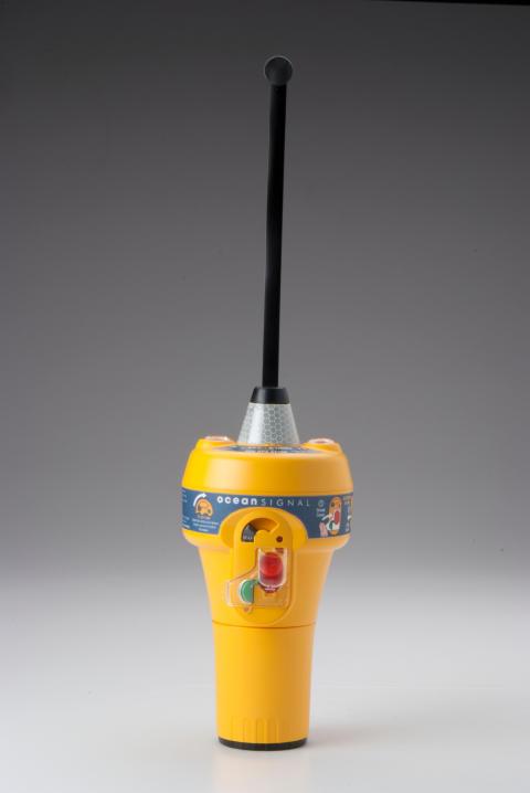 Hi-res image - Ocean Signal - SafeSea E100G EPIRB