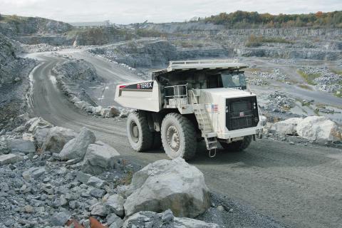 Terex tipptruck - Volvokoncernen köper dumper- och tipptrucksverksamhet från Terex