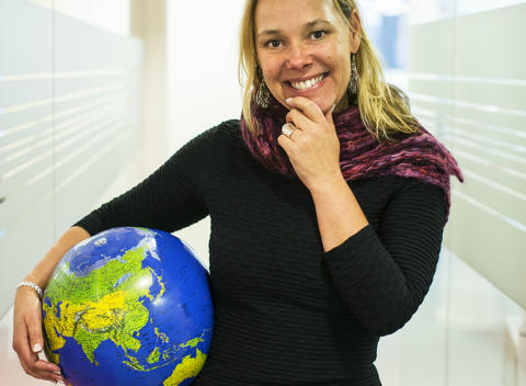Charlotta Szczepanowski kan bli Årets Intraprenör 2017