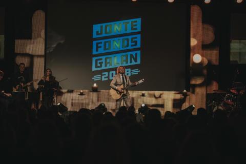 Jontefondsgalan 2018