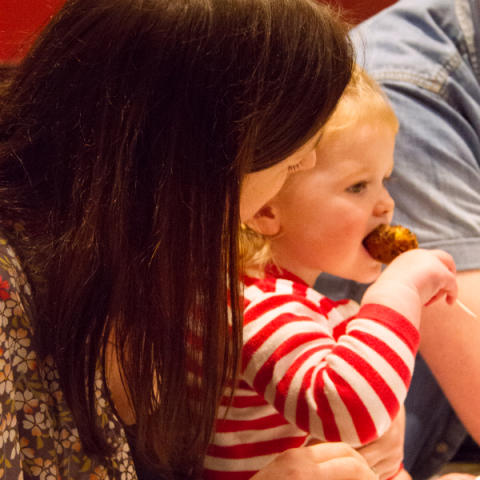 Center Parcs' new children's Indian menu is put to the test at Whinfell Forest