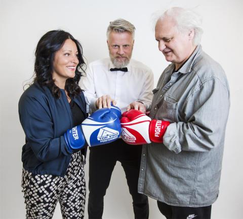 Göran Greider och Marie Söderqvist duellerar i  Metro